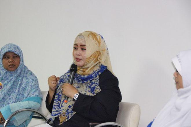 Fahira Idris Nilai Sensitivitas Pelayanan Kesehatan di Daerah Kabut Asap Memperihatinkan