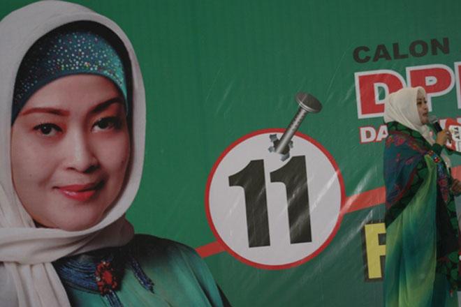 Fahira Idris Pidato Kenegaraan SBY Tak Singgung Perlindungan Anak