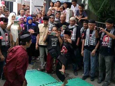 Ketum Bang JAPAR Keliling Jakarta Timur