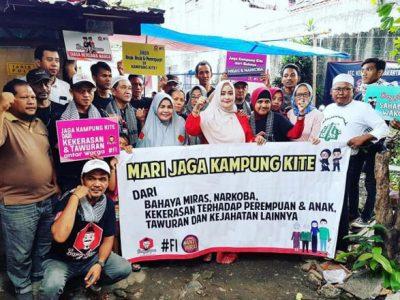 Relawan Bang Japar Siap Jaga Jakarta dari Miras dan Narkoba