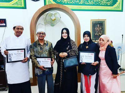 Ketum Bang Japar Berikan Penghargaan Tertinggi untuk Masyarakat Jakarta Utara