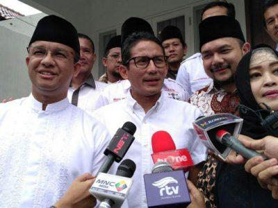 Sandiaga Ingin Bang Japar Ikut Jaga Keamanan Jakarta