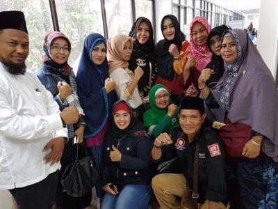 Sesama Alumni 212, Fahira Idris Kerahkan Relawan Jaga Hermansyah
