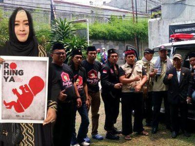 Aksi #609 Terimakasih Kepada Seluruh Anggota Bang Japar yang Hadir #Rohingya