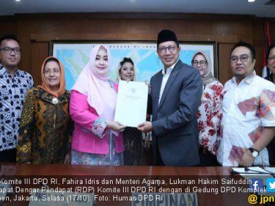 Kami Usulkan Agar Kuota Haji Tahun 2018 Ditambah