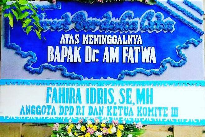 AM Fatwa simbol perlawanan