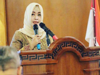 Gathering DPD RI Bersama Media, Saya Paparkan Capaian & Rencana Komite III a