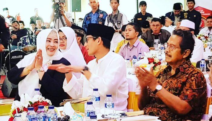 DKI Lepas Saham Miras, Fahira: Bahagianya Punya Pemimpin Amanah