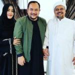 Fahira Idris Bertemu Rizieq Syihab di Mekkah