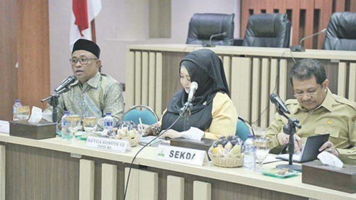 Komite III DPD RI Diskusikan Materi RUU Tentang Perlindungan Pasien
