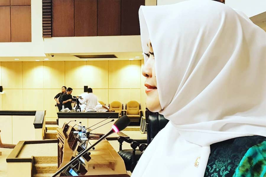 Fahira Akan Advokasi Jika Ada Mahasiswi Bercadar Dipecat