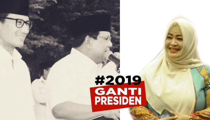 Besarnya Gerakan 2019 Ganti Presiden Harus 'Dibalas' Prabowo-Sandi