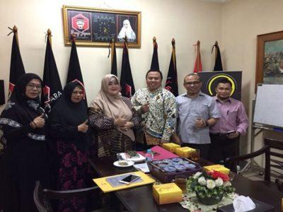 Fahira Idris Terima Audiensi Perkumpulan Batak Muslim