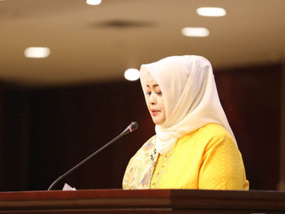 Fahira Idris mendesak gempa Lombok ditetapkan sebagai bencana nasional