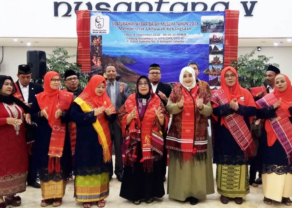 DPD Berharap Kaum Batak Muslim Turut Perkuat Persatuan Bangsa