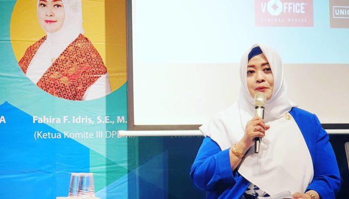 Fahira Idris anggota MPR RI DPD RI