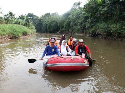 Fahira Idris Kampanyekan Cinta Sungai