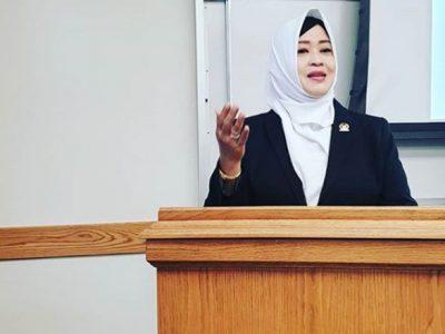 Anggota MPR RI/ DPD RI Fahira Idris
