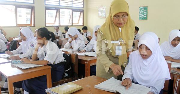 Bangun Ekosistem Pendidikan, Maka Guru akan jadi Penggerak