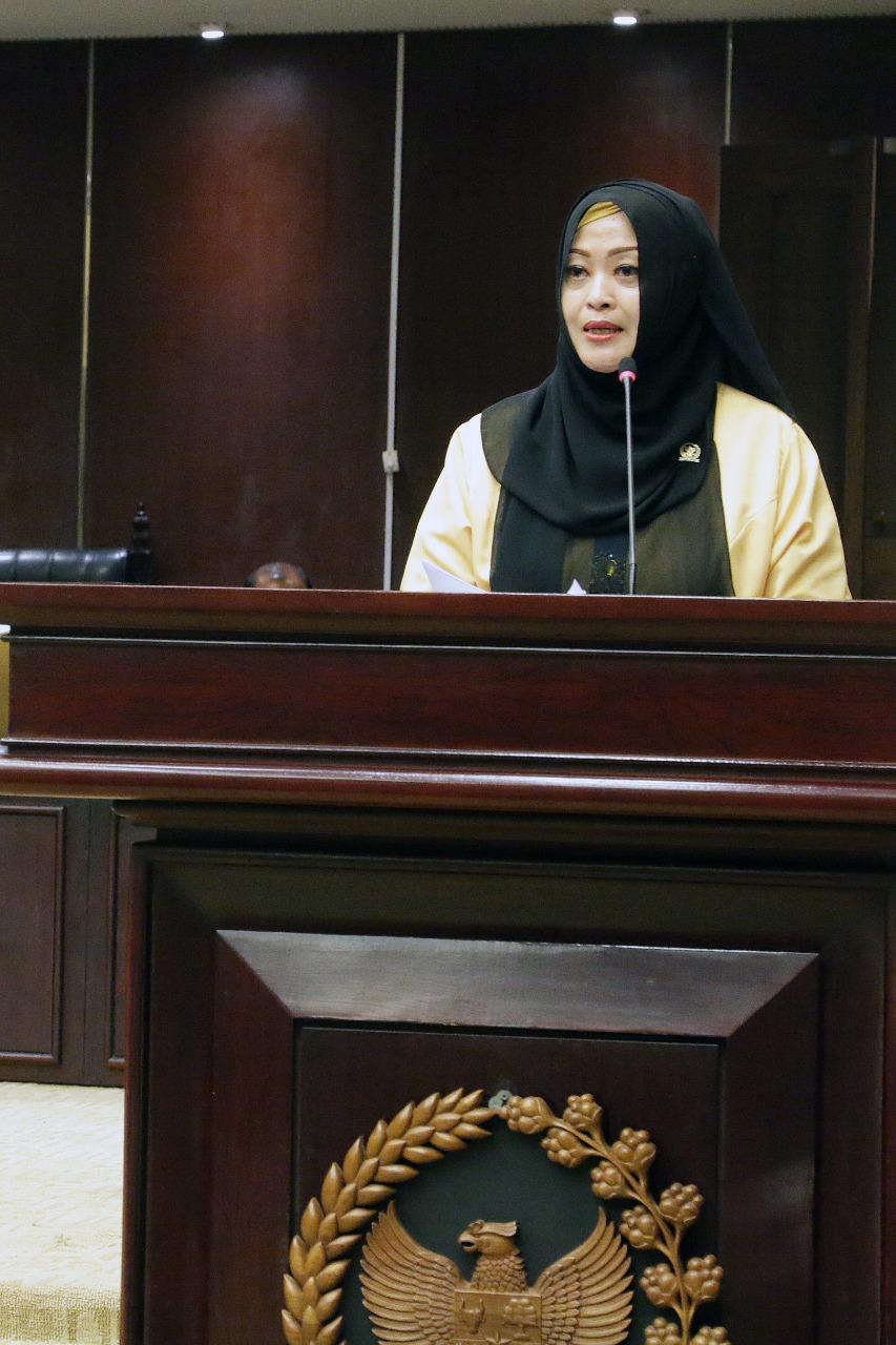 Fahira Idris KPU
