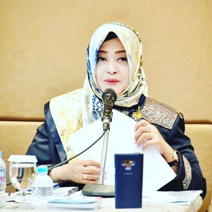 Fahira Idris anggota DPD MPR RI